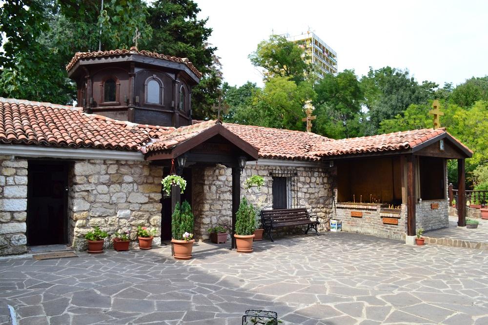 Монастырь Св. Константина