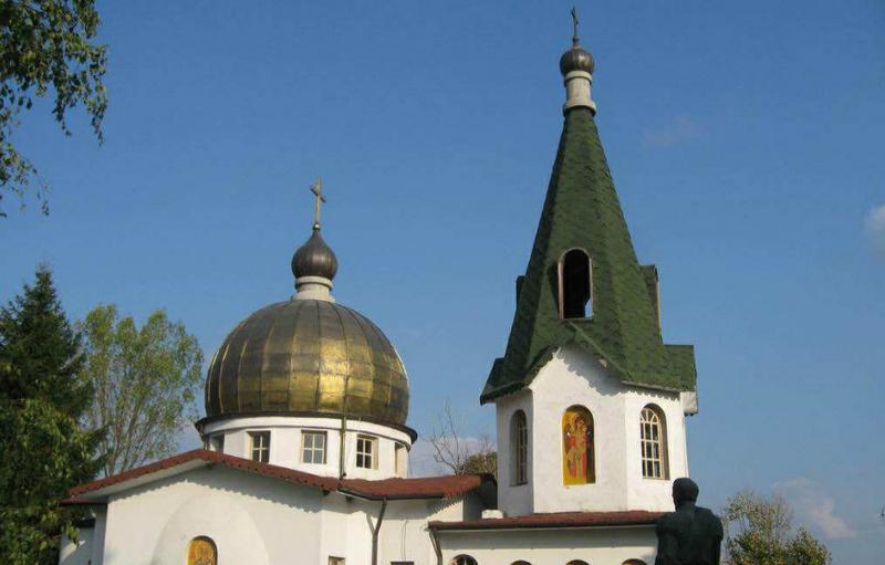 Церковь святого царя Михаила-Бориса