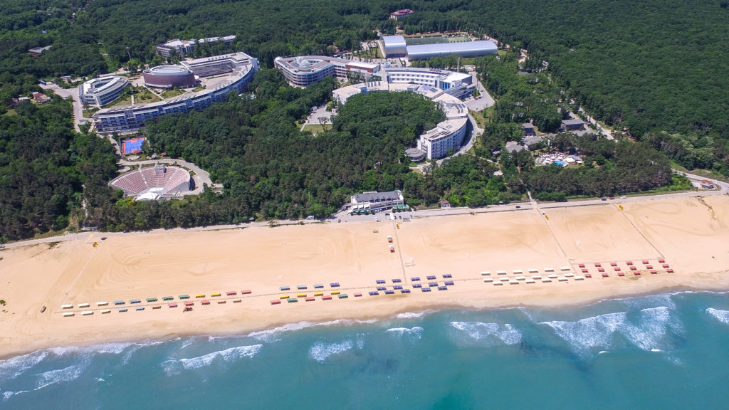 Болгария Камчия пляж