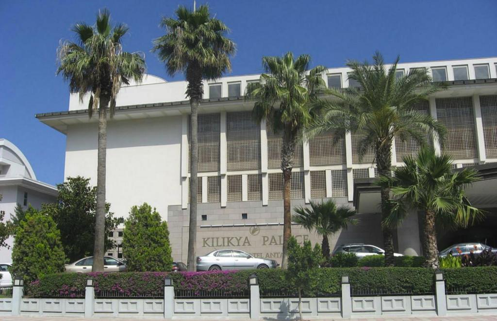 Отель Киликия палас