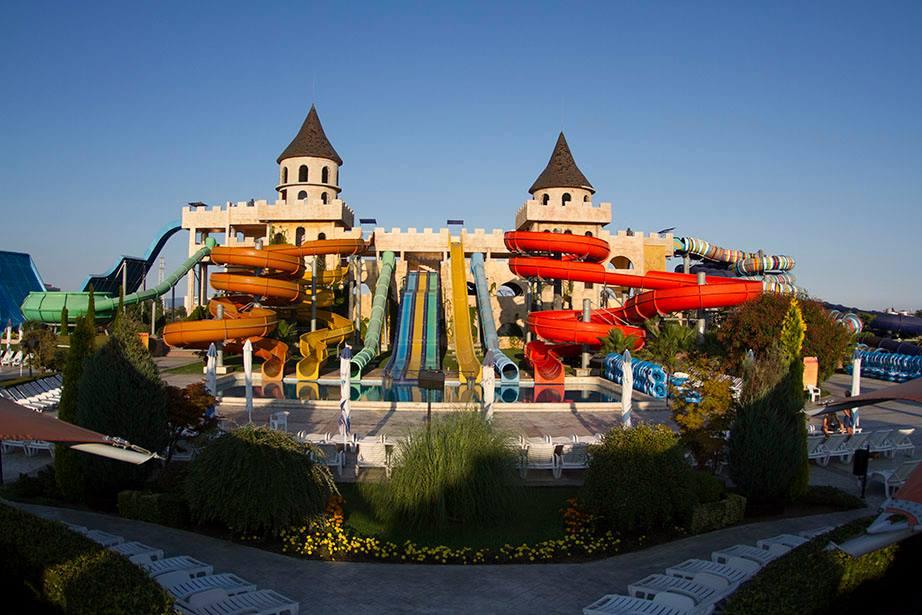 аквапарк Парадайз