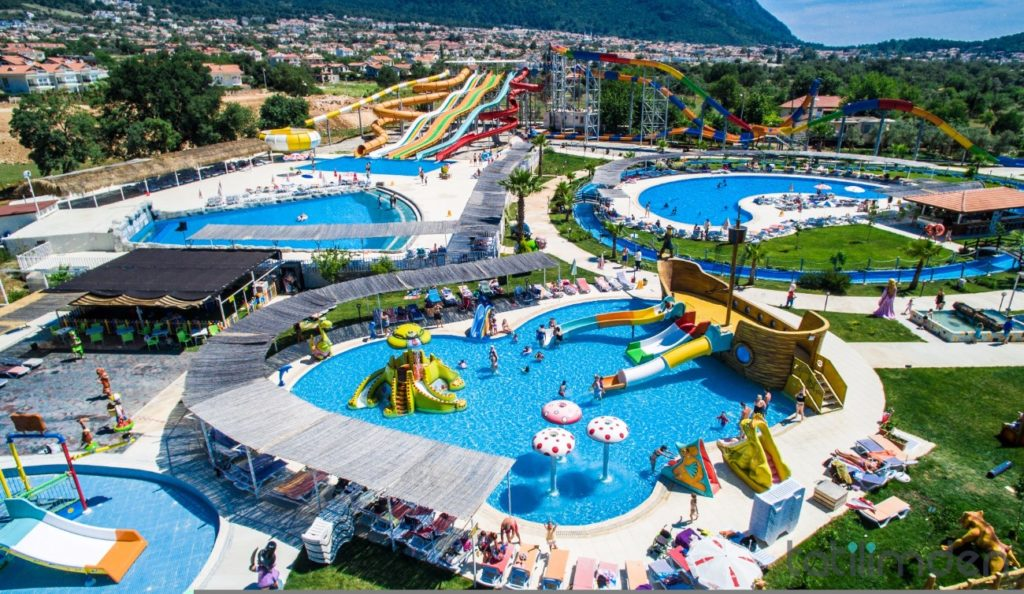 аквапарк Олюдениз