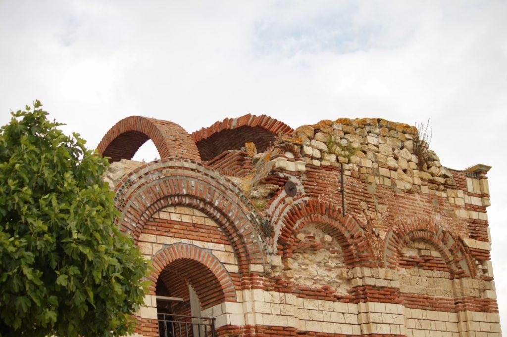 церковь Несебр