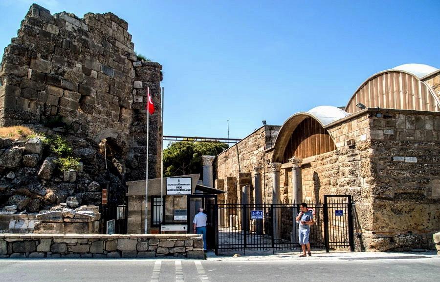 Музей археологии Сиде