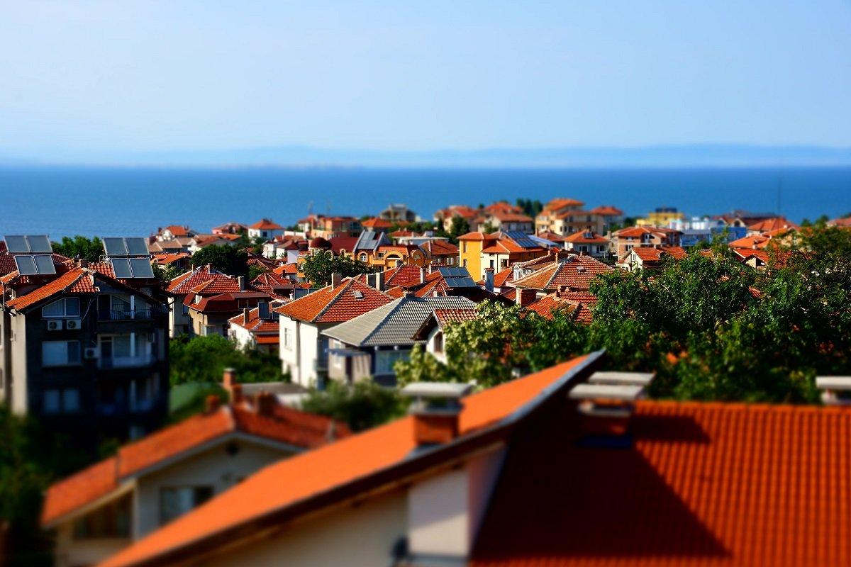 Курорт Черноморец: песчаные бухты и бюджетное размещение