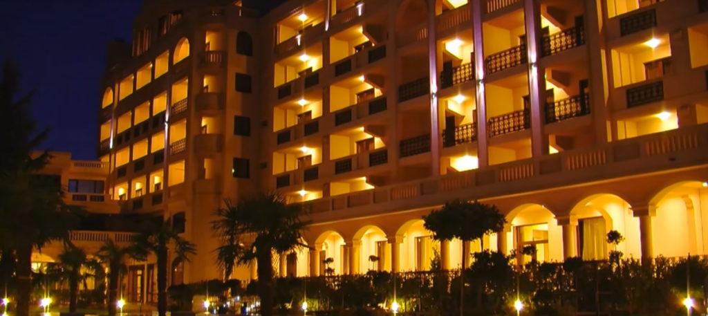 бургас отель