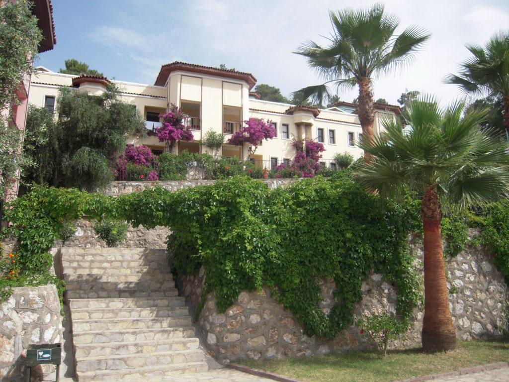 отель саригерме caria