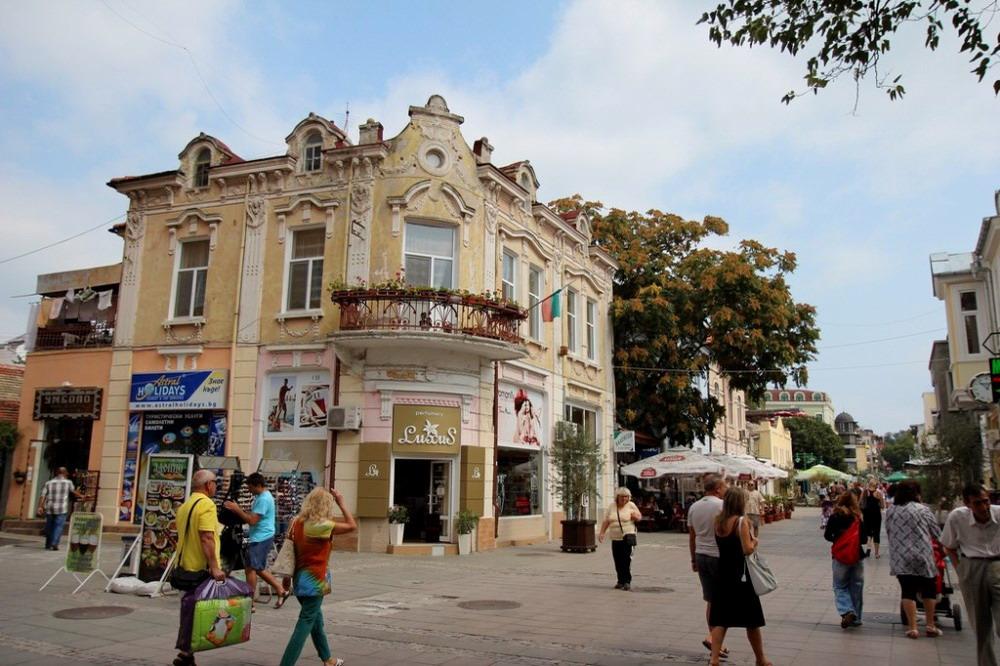улица Бургаса