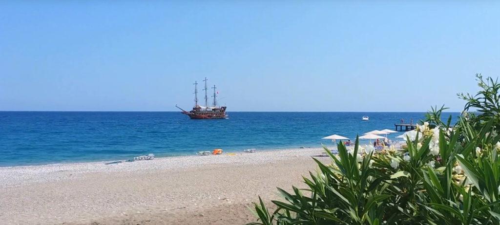 пляж Чамьюва
