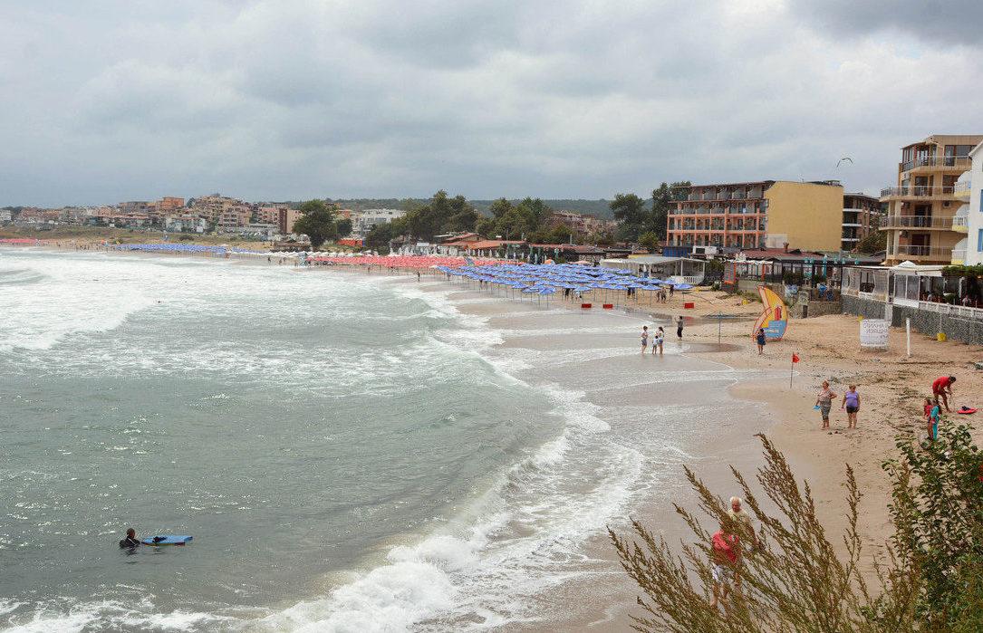 Пляж Хармани-Бич
