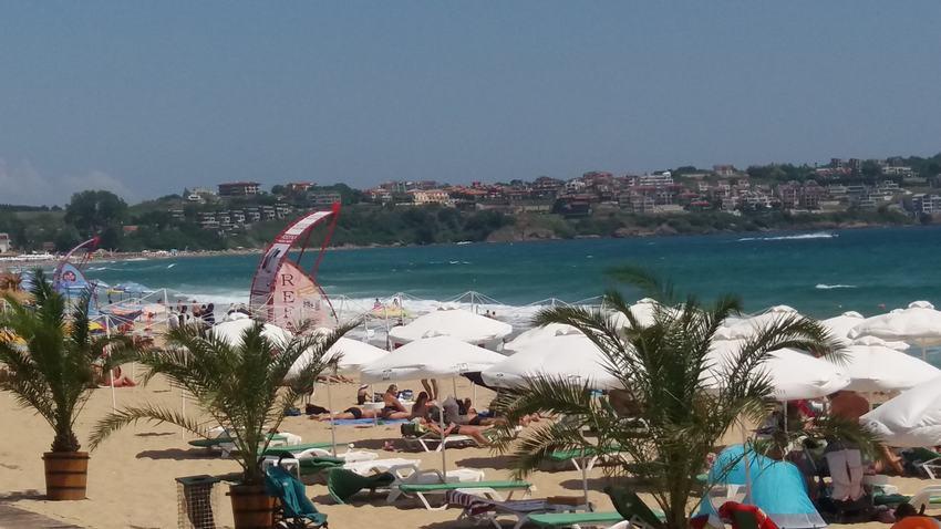 Пляж Каваците