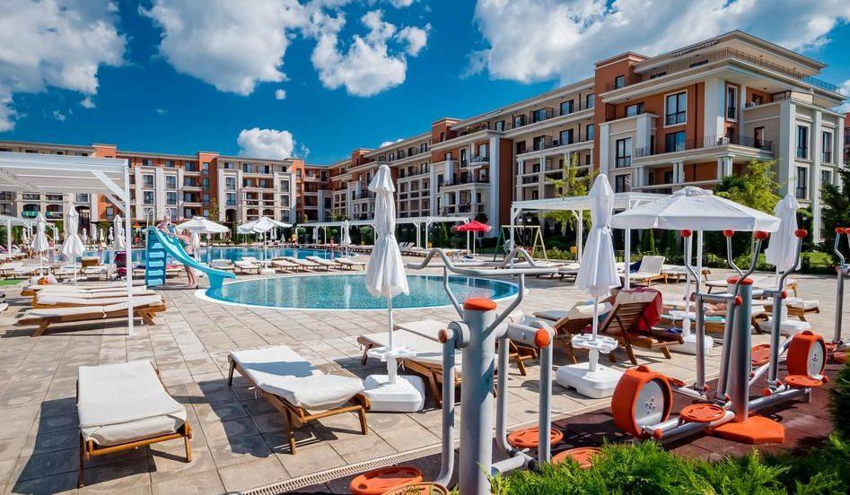 Отель Prestige Mer d'Azur