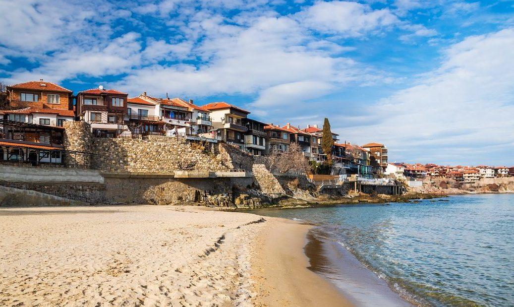 Обзор пляжей курорта Созополя