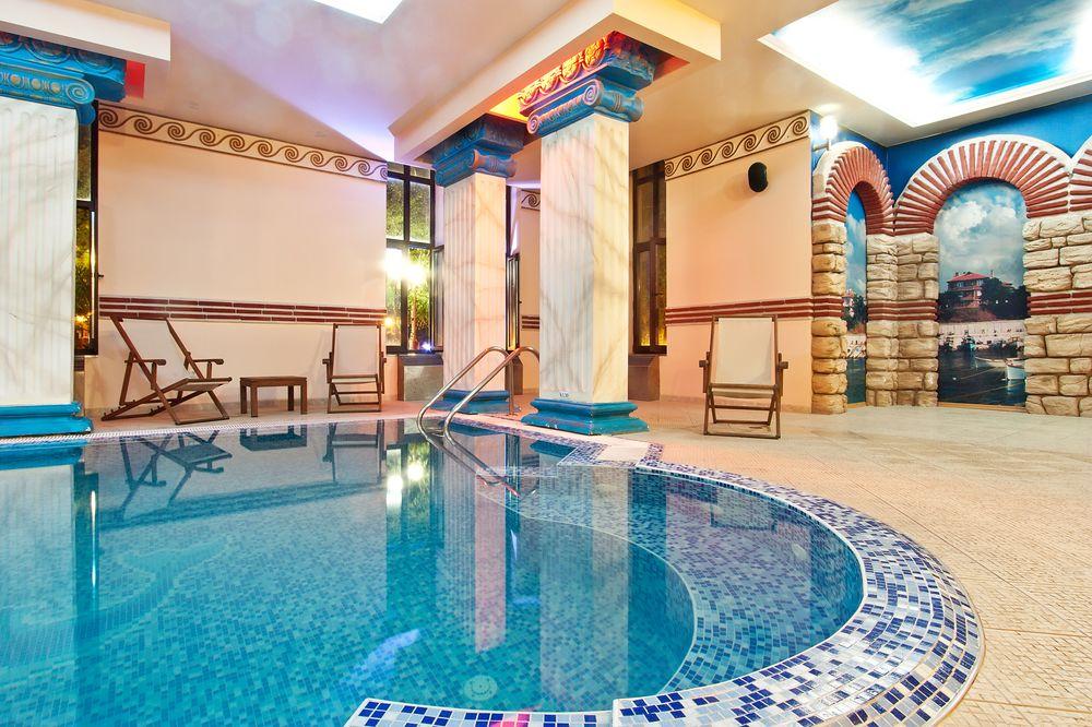 Спа зона в Hotel & Spa Saint George