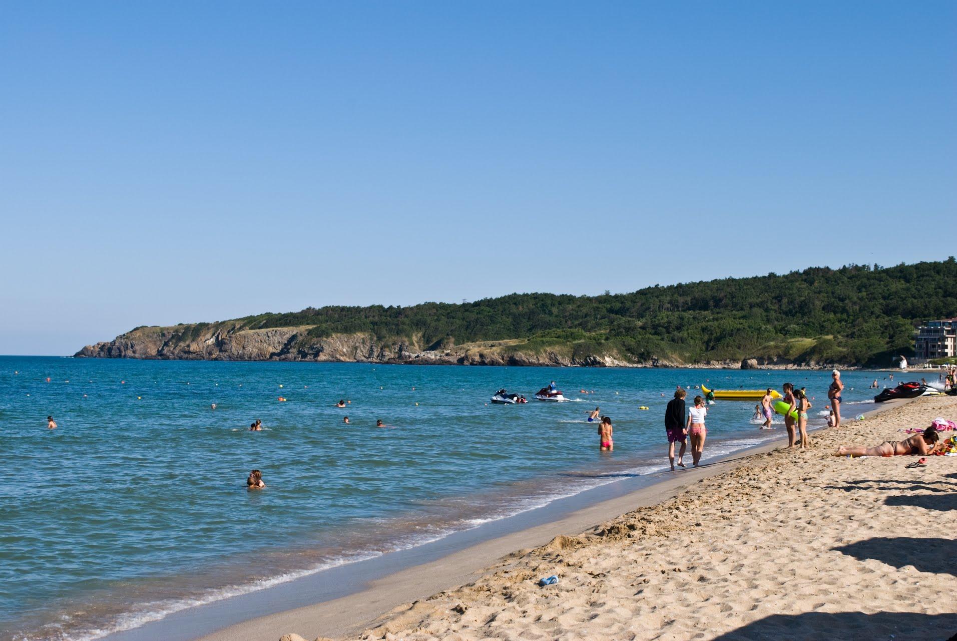 Пляж Веселие