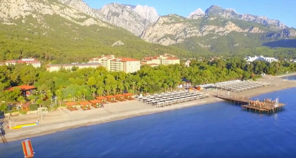 Akka Claros Hotel Кириш
