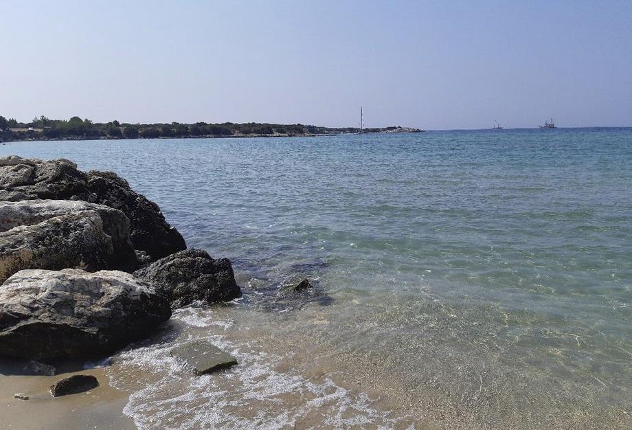 Пляж Cennet Koyu