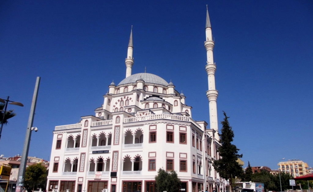 главная мечеть Дидима