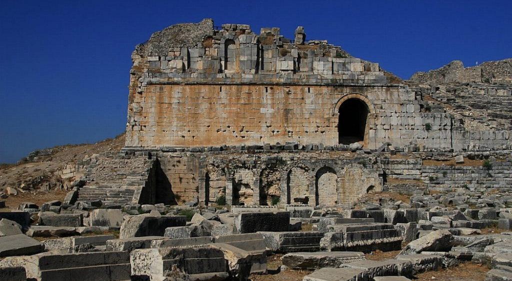 Милет древний город