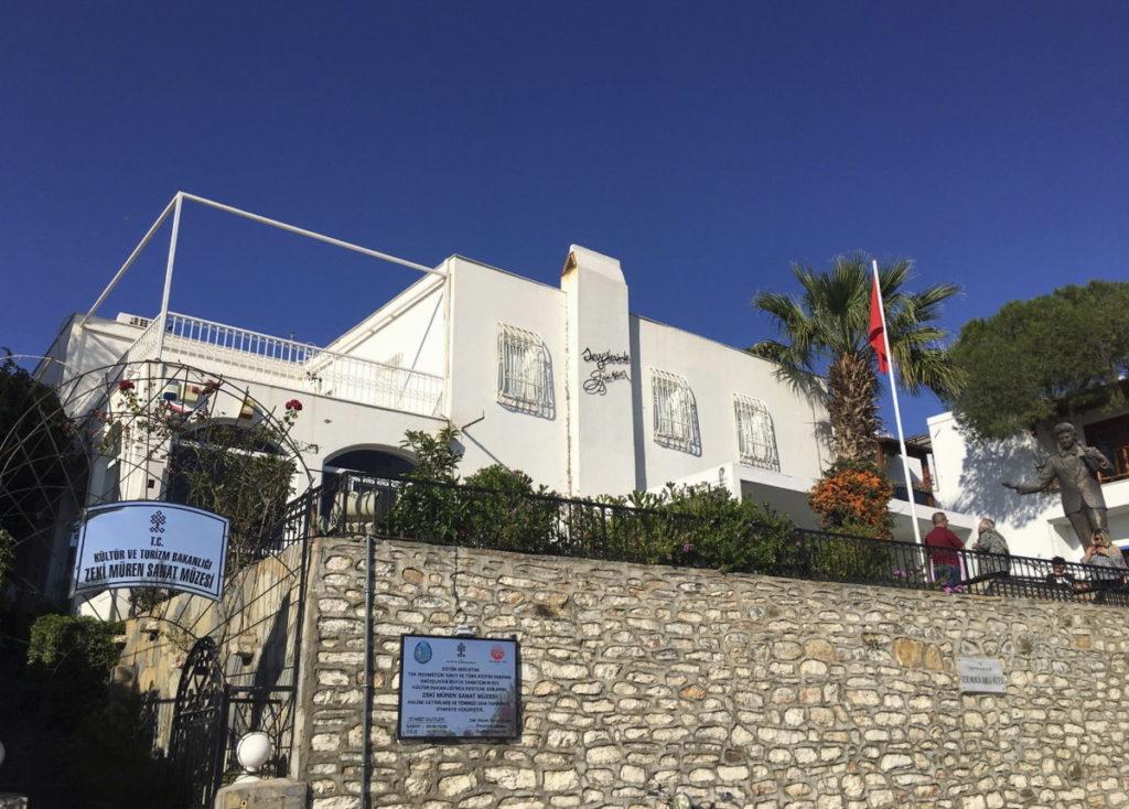 Дом-музей Зеки Мюрена