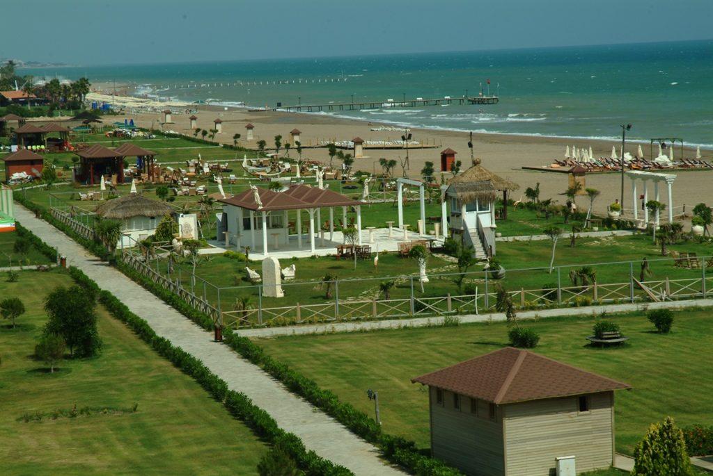 Белек пляж Кадрие