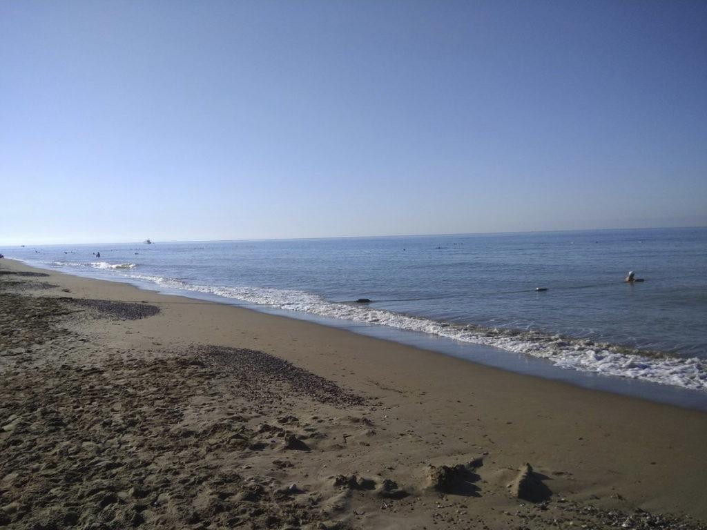 Белек пляж Серик