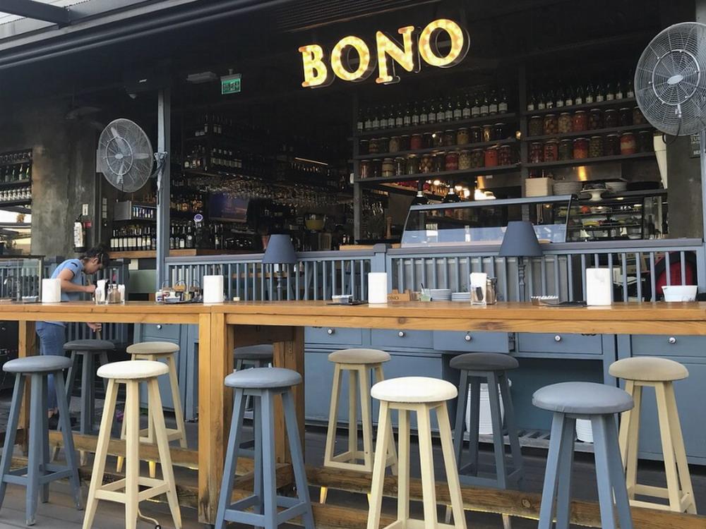 Мармарис Bono ресторан