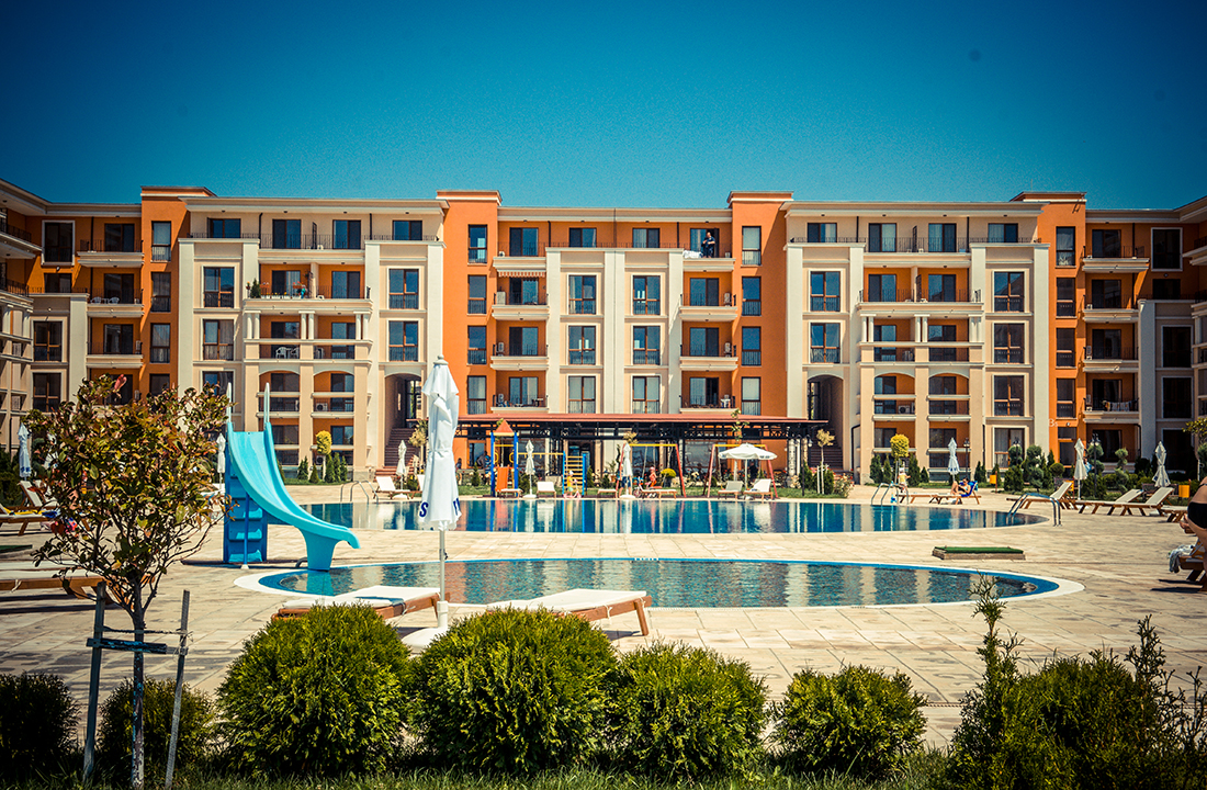Отель Prestige Fort Beach