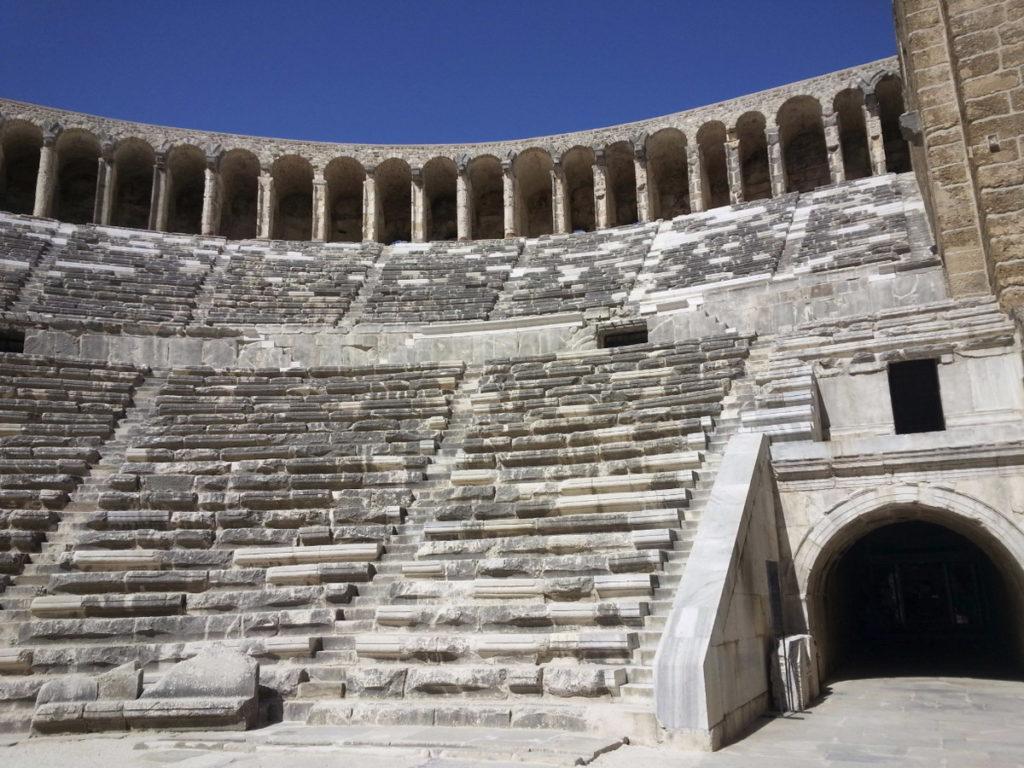 амфитеатр Аспендоса