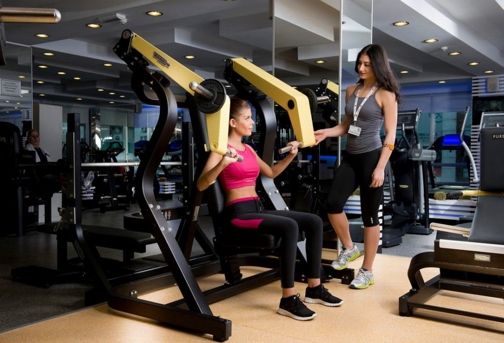 Awaros Gym