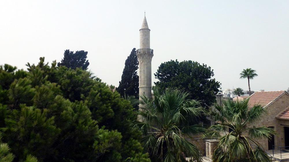 Мечеть Аль Кебир