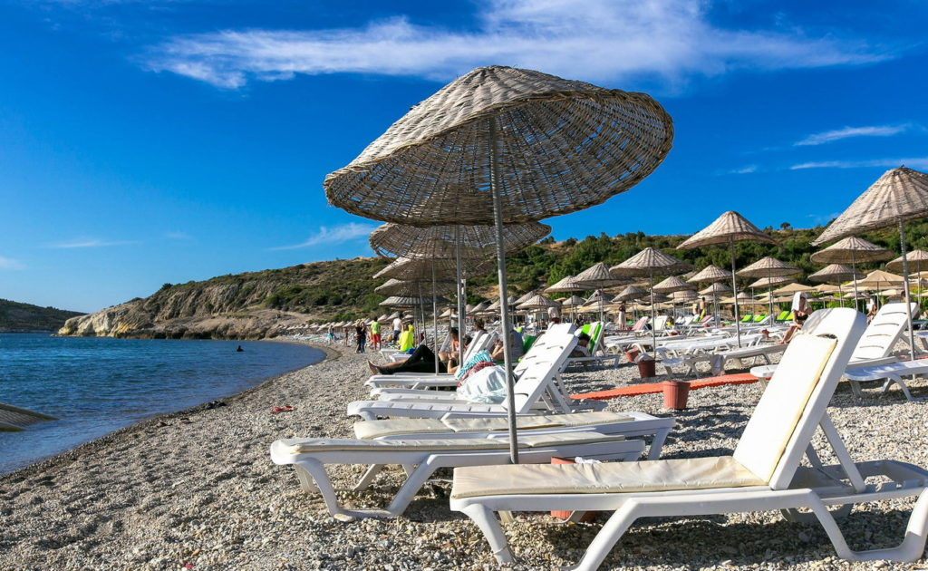 Пляж Фоча Измир