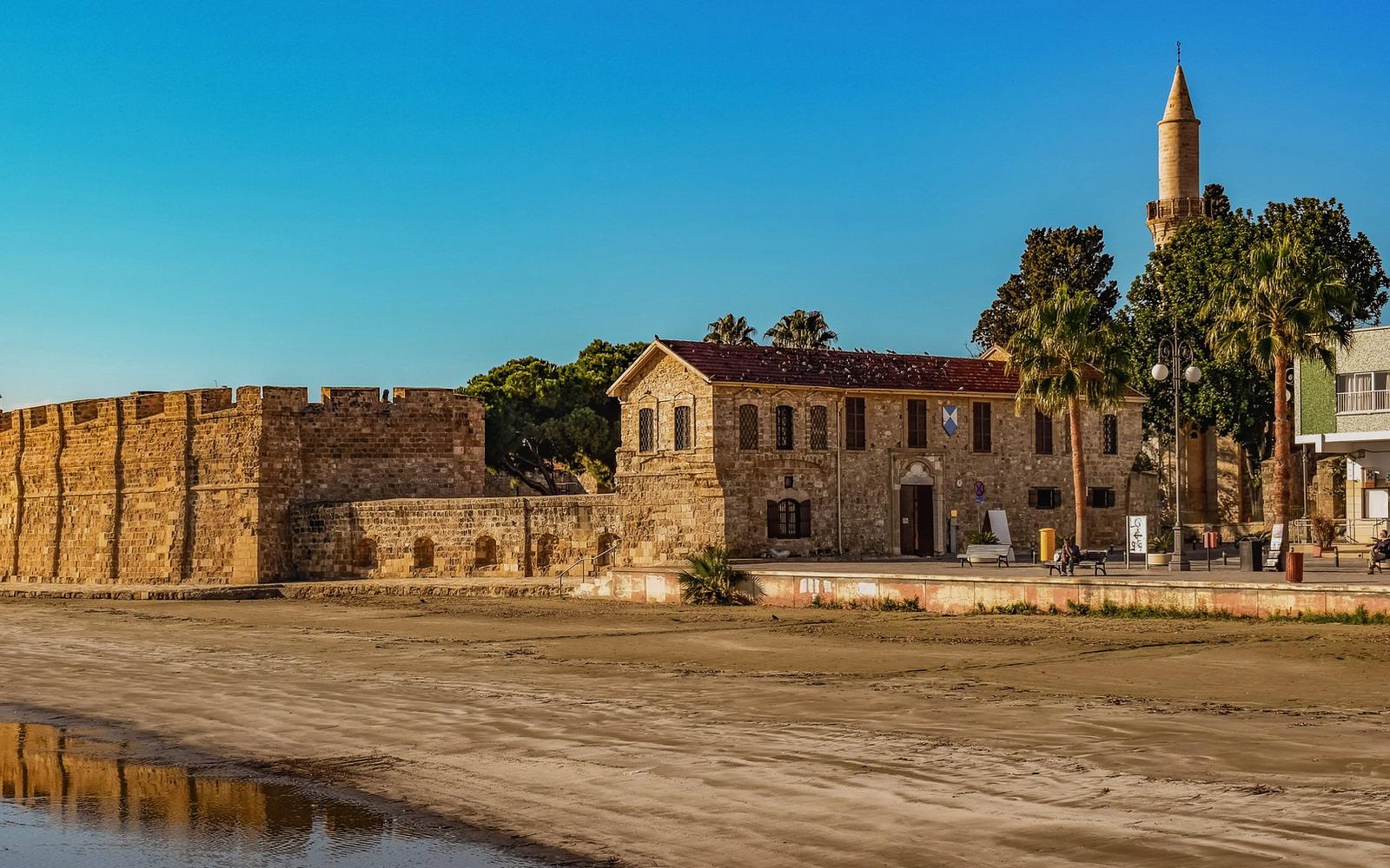 Ларнака – кусочек греческой истории на лазурном побережье