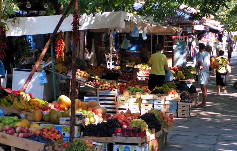Созополь рынок