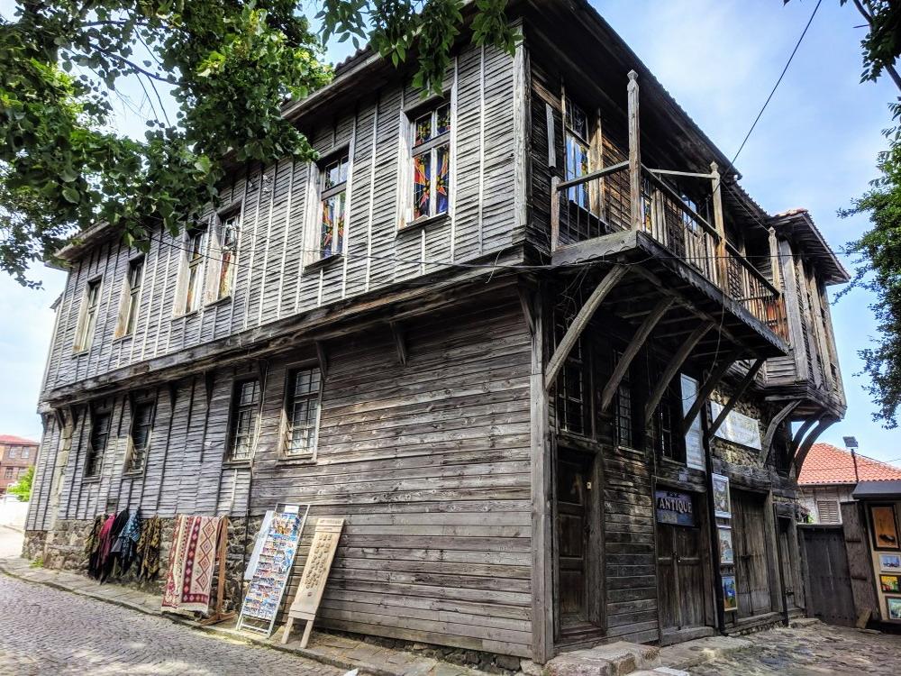 Sozopol Old Town