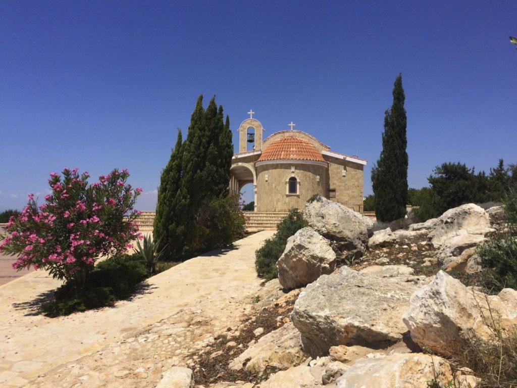 Agios Epiphanios Chapel АйаНапа