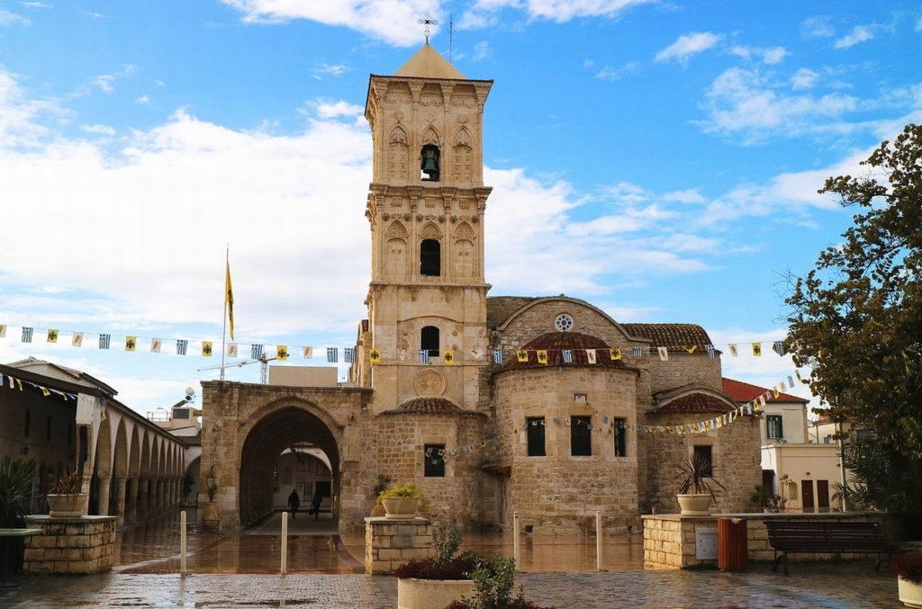 Церковь Святого Лазаря Agios Lazaros