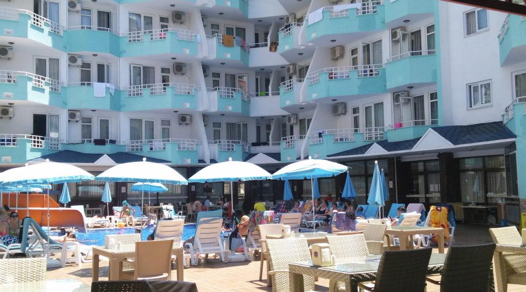 Bariscan Hotel Alanya