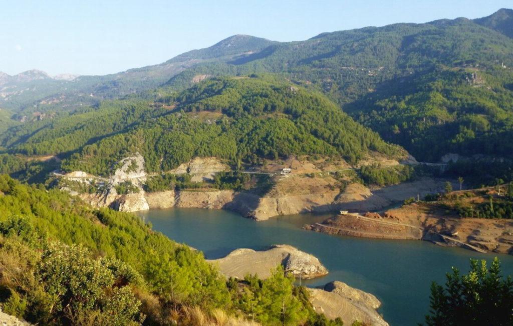 река Димчай