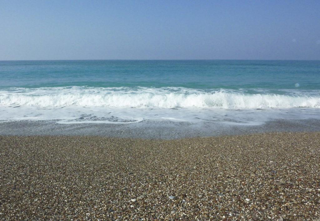Кизилот пляж