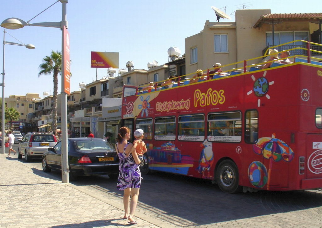 Paphos Hop-On Hop-Off Tours