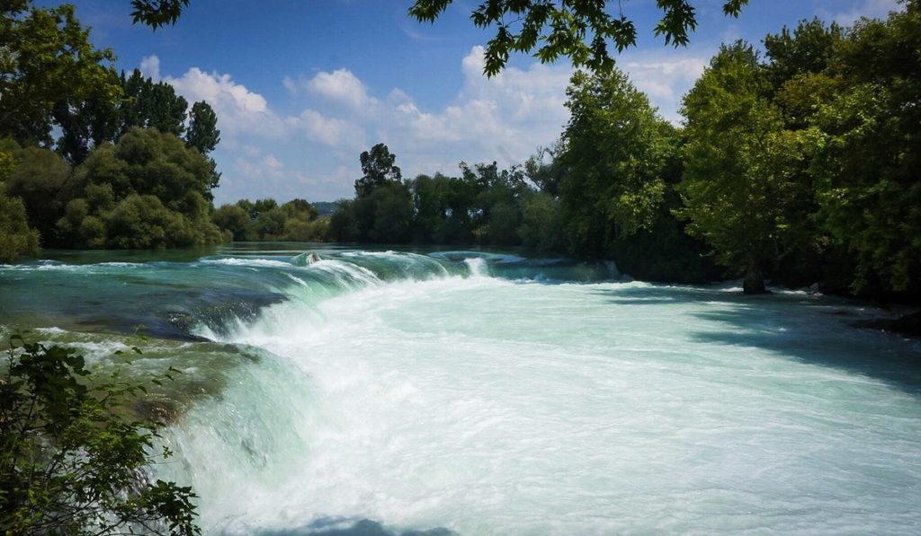 Манавгат водопад
