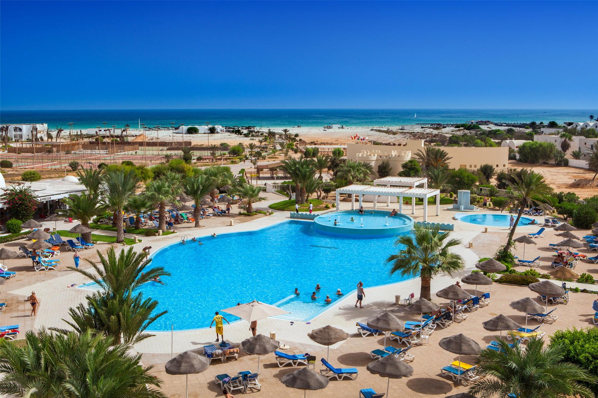 Зарзис – колоритная тунисская провинция для спокойствия и умиротворения