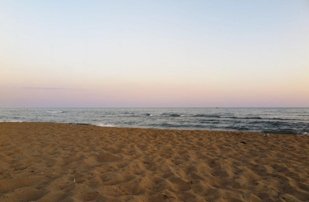 пляж Чолаклы