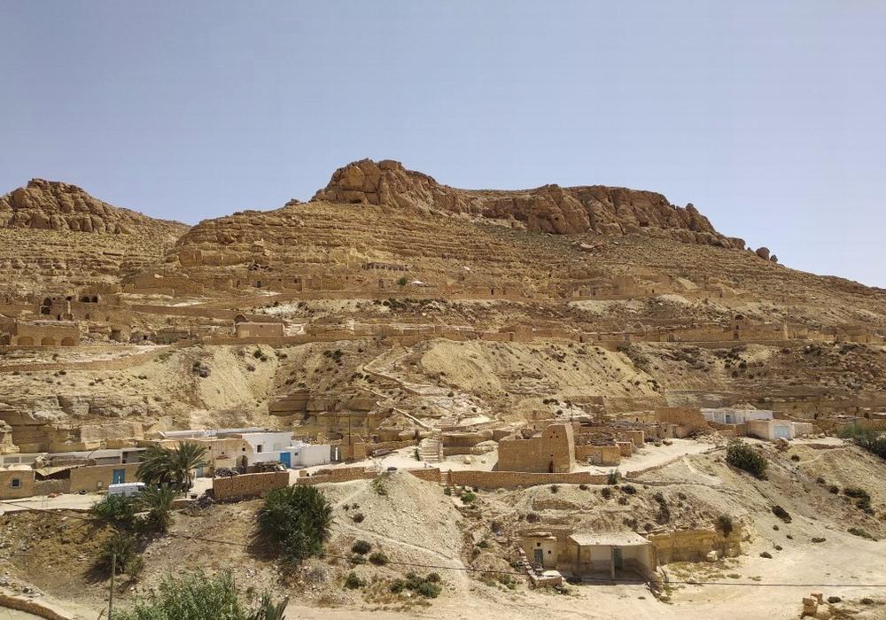 Шенини берберская деревня