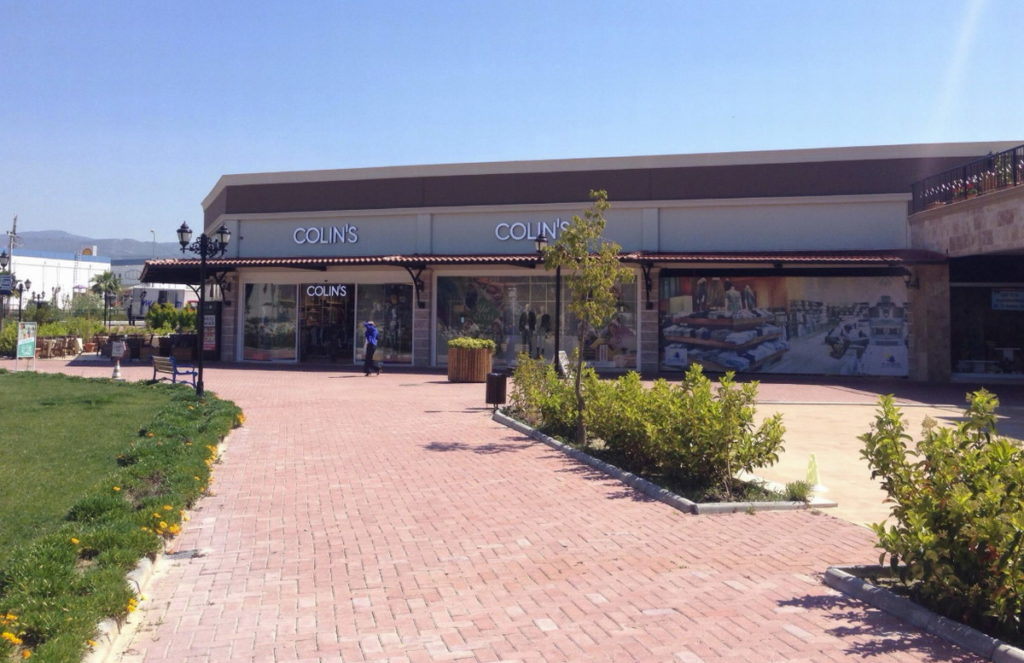 Kusadasi Shopping Center