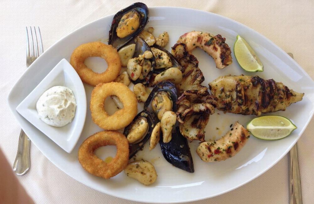 ресторан El Asfour
