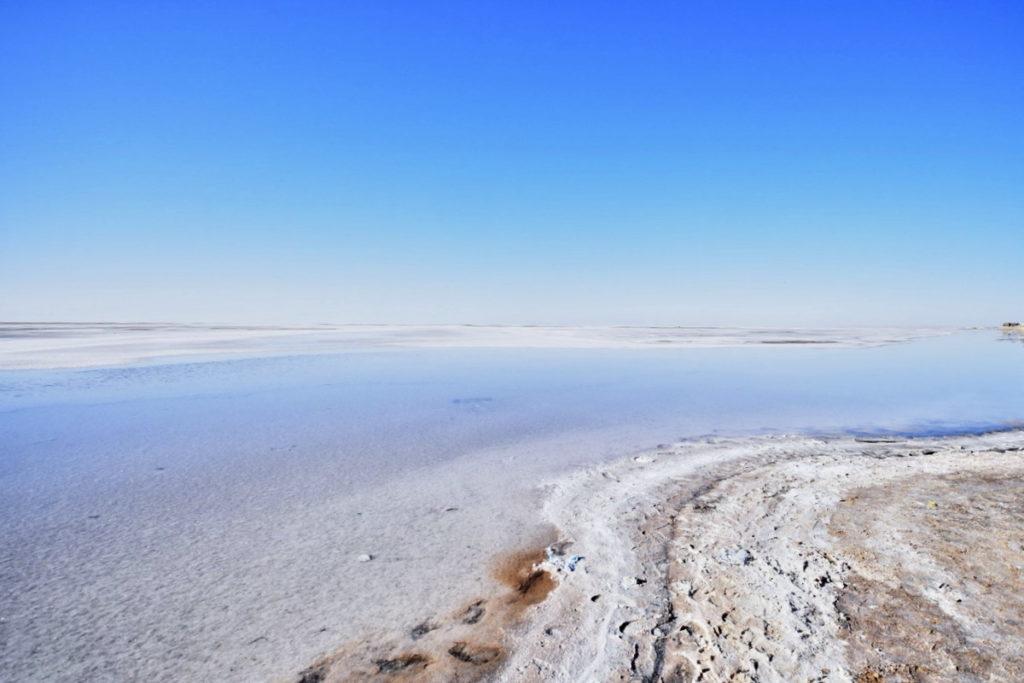 озеро шот эль джерид