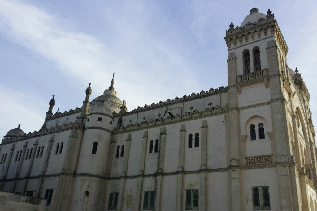 St. Lois Cathedral Tunisia