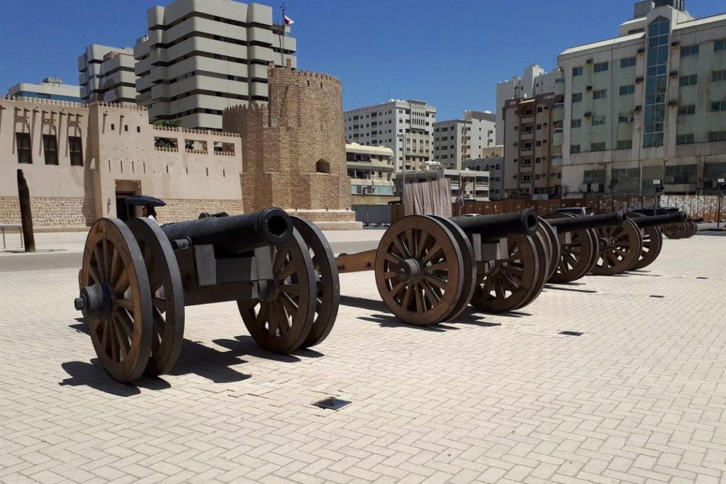 Sharjah Fort - Al Hisn
